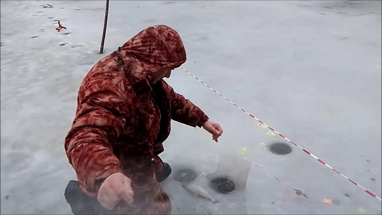 Рыбалка на староуткинском пруду