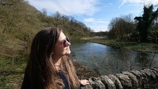 Proud To Be British | Trying The Bakewell Pudding | Peak District England Road Trip Travel Vlog 12