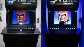 8 Bit Horse Arcade Cabinet Review