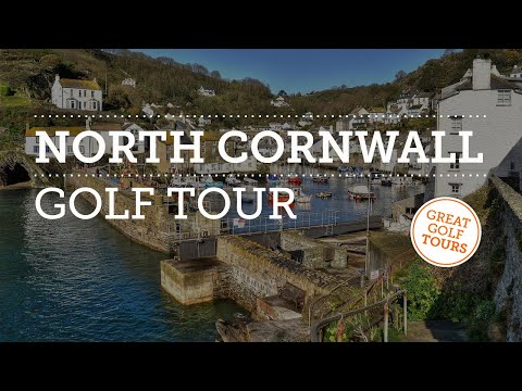 North Cornwall Golf Tour with Golfbreaks.com