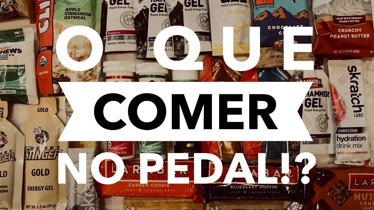 Antes bicicleta en comer que de montar