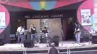 Sacred - Santo @ Mel Lastman Square (Rock Cristiano)