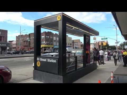 Introducing the new 53rd Street Station - Enhanced Station Initiative Rebuild