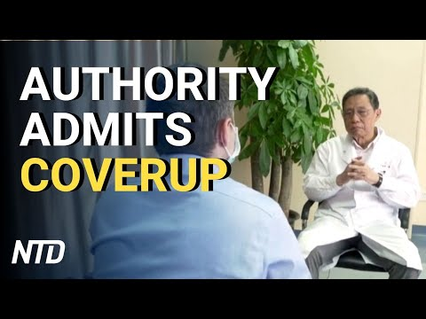 Chinese Authority Admits Wuhan Coverup  Ntd