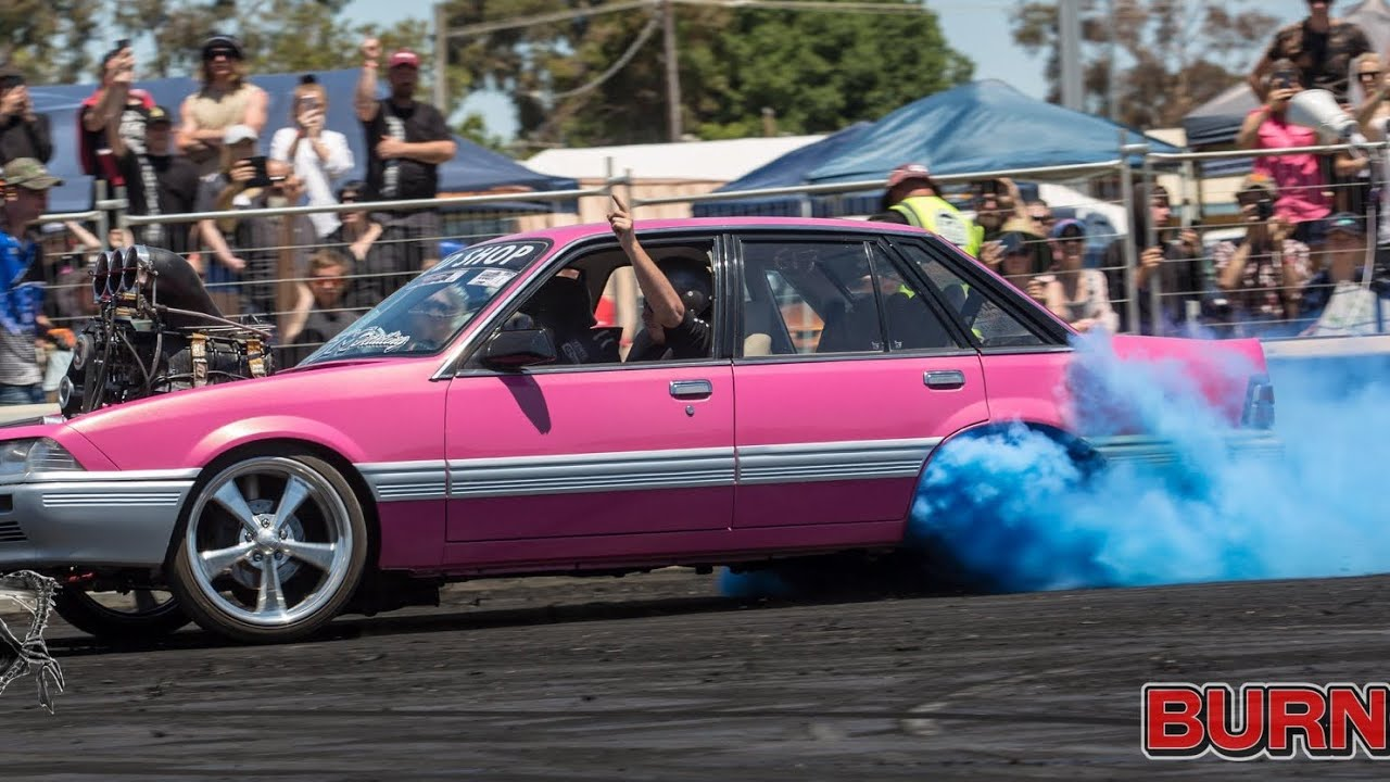 """""""LOO5E"""" GETS LET OFF THE CHAIN AT SPRINGNATS 2019"""