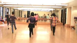 WALTZING YOU HOME LINE DANCE