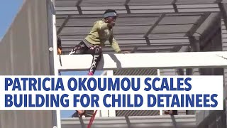 Therese Patricia Okoumou Risked Arrest at an Austin Children's Detention Center