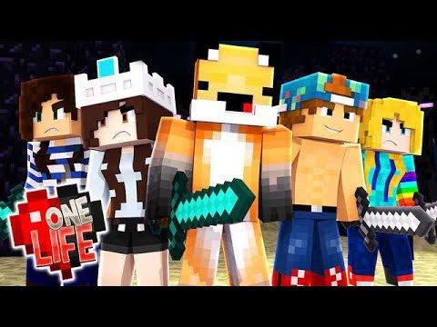 ITS ALL OVER - Minecraft One Life Finale!...