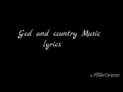 George strait~God and country music|lyrics