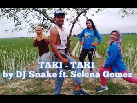 DANCE EASY   TAKI - TAKI By DJ Snake   ZUMBA