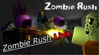 Roblox corsa zombie!!!!! La strada per il livello 100!!!