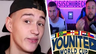 Tisi Schubech MEINUNG ÜBER PhineasFifa DISQUALIFIKATION BEI YOUNITED