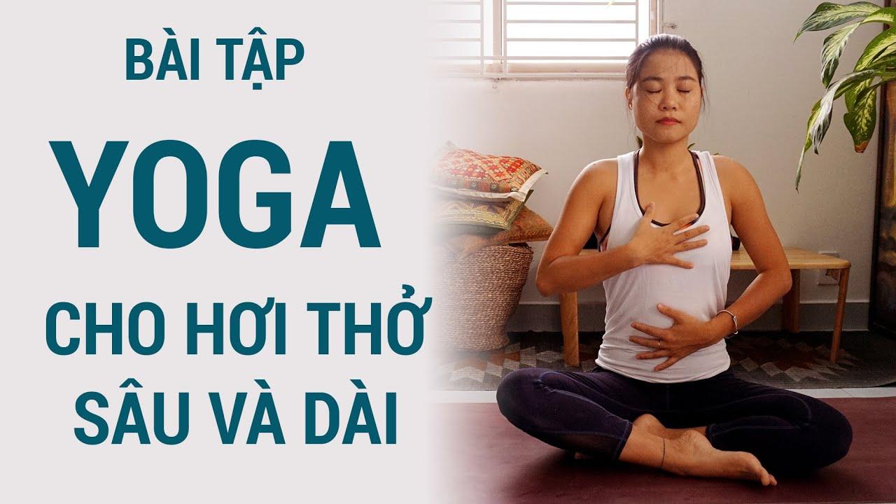 Liên kết Hơi Thở và Chuyển Động trong Yoga | Yogi Travel.