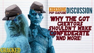 Why The Game of Thrones' Creators and HBO Shouldn't Make Confederate & More! - The Week In EPCD thumbnail