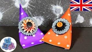Diy Halloween Treats Craft Projects Halloween Ideas Papercrafts Scrapbook Mathie
