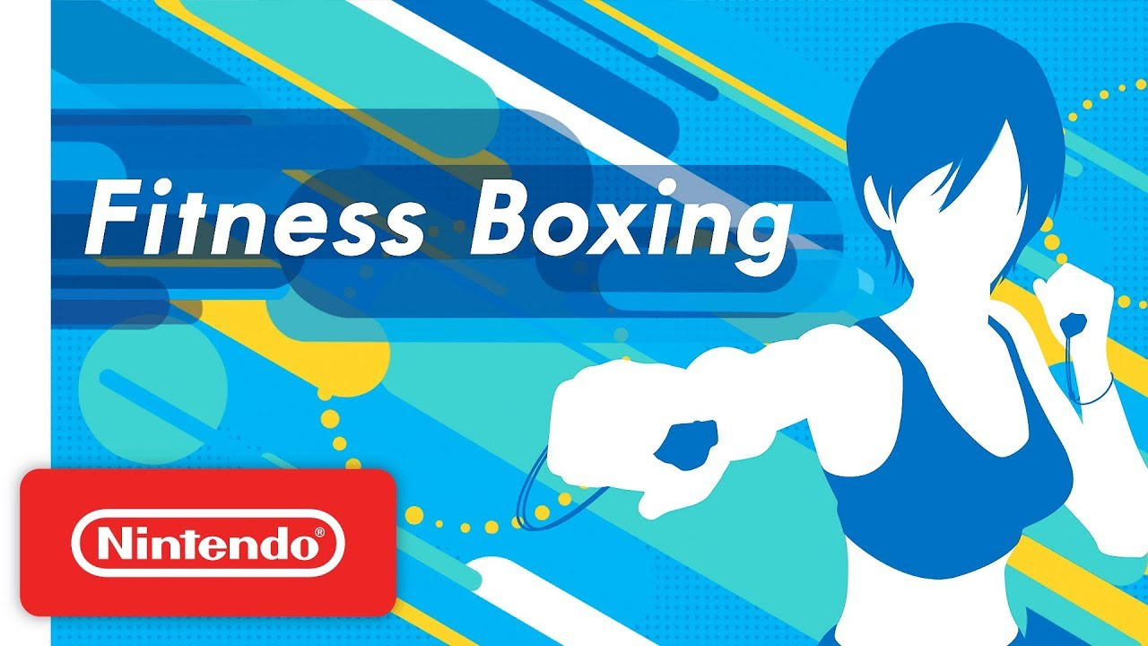 Fitness Boxing Overview Trailer Nintendo Switch Youtube