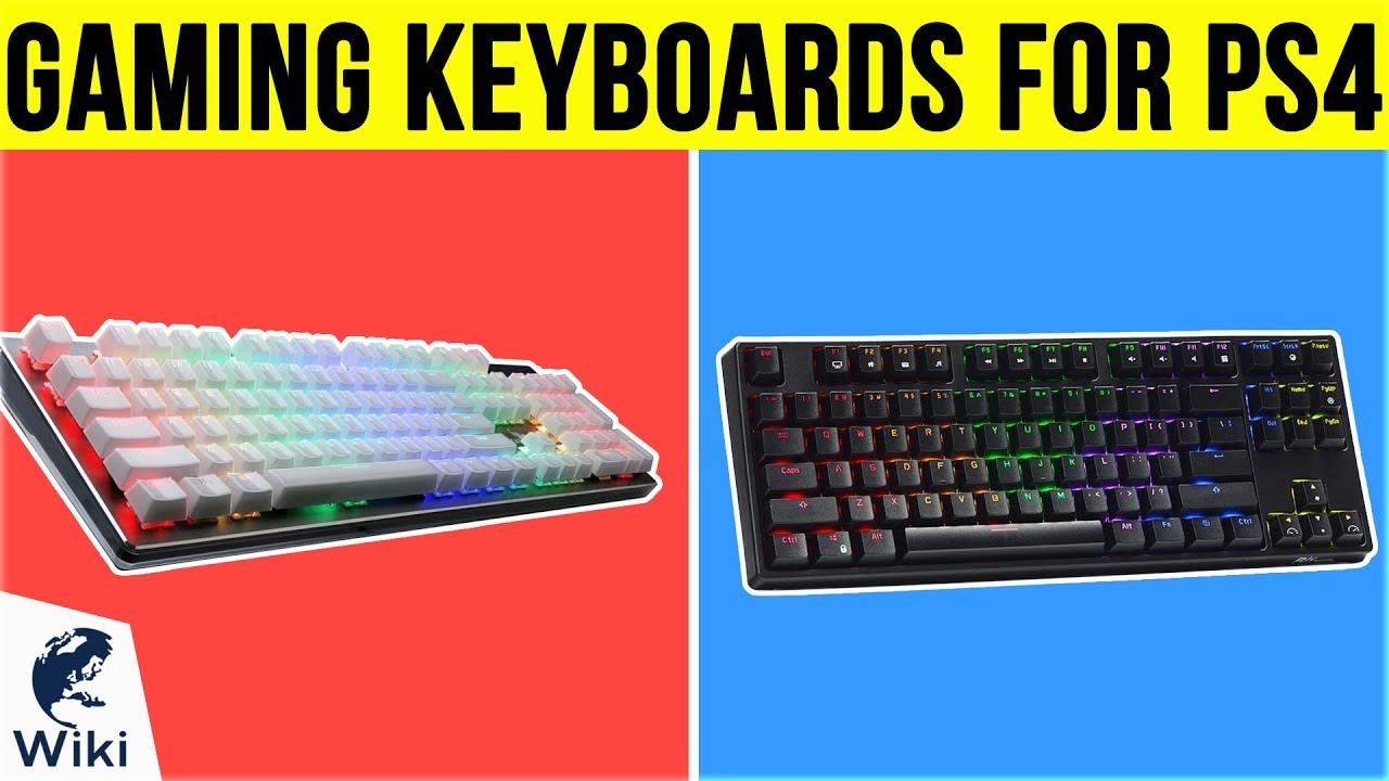 10 Best Gaming Keyboards For Ps4 2019 Youtube