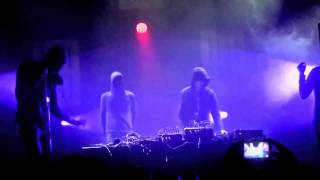 Chrysalide - Another Kind Of Me (Remix by HOLOGRAM_) Live @ Maschinenfest 2k14