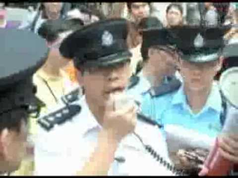 Hong Kong Police Arrest 13 and Block Tiananmen Square Massacre Memorial