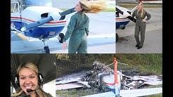 "Fatal Fiery Plane Crash Killed Female Pilot of Civil Air Patrol Elizabeth ""Lake"" Little 06 July 2019"