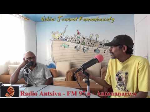 """Jeannot Ramambazafy. """"Fanjakana"""" Radio Antsiva 15 10 2015"""