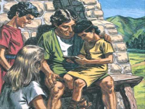 I  figli di Adamo ed Eva con chi si sono sposati? (fratello Giuseppe)
