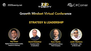 Strategy & Leadership : Growth Mindset Virtual Conference