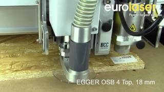 Wooden Materials In Laser Test - Holzmaterialien Im Lasertest - Eurolaser