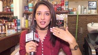 Sameksha Singh Gets Beautiful Nail Art | EXCLUSIVE