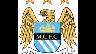 Manchester City FC -- Boys in Blue (with lyrics)