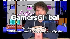 Games-Anwalt: Retro-Spiele, Emulatoren, ROMs und das Urheberrecht
