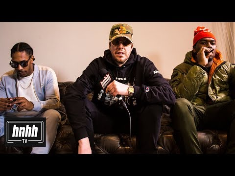 "Harry Fraud on ""The Coast,"" Breaks Down Chinx and Prodigy Collabs & More (HNHH Interview 2018)"