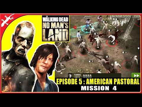 The Walking Dead: No Man's Land - Episode 5 Mission 4 - Free Range (ios Gameplay)