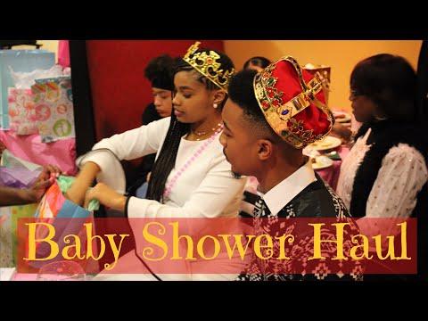 BABY SHOWER HAUL!!! |Lolo & Free Team|