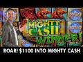 Mighty Cash COMEBACK at Coeur D'Alene Casino - YouTube
