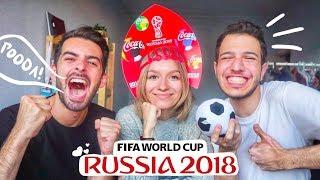 что ОНИ знают про футбол? Чемпионат Мира 2018 с Irakli G & Касё Гасанов