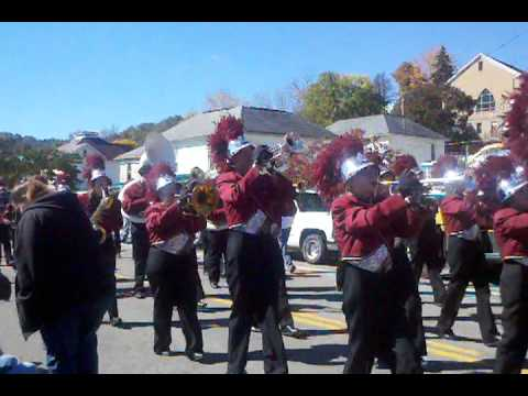Roane County High School Marching Band 2010
