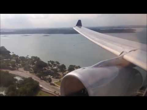Singapore Airlines SQ 175 Flight from Hanoi to Singapore Airbus A330 9V-STZ Business