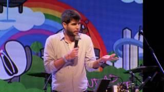 Juampi González - Stand Up Argentino - Presentando en Ciudad Emergente 2015