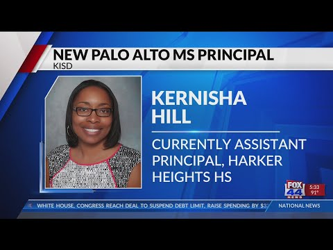 New principal named for Palo Alto Middle School