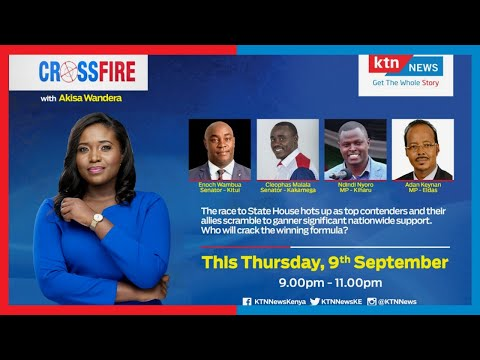 Who will crack the winning formula as the race for State House hots up?