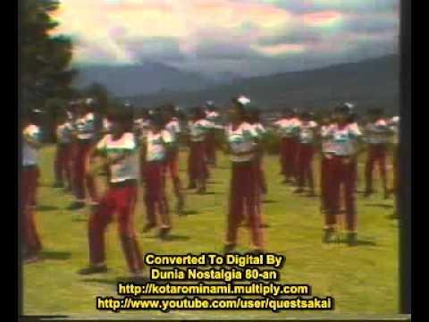 SENAM PAGI INDONESIA SERI D Thn 1982, TVRI Classics Collection