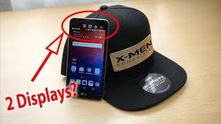 LG X Screen Test - Smartphone mit 2 Displays?! | deutsch