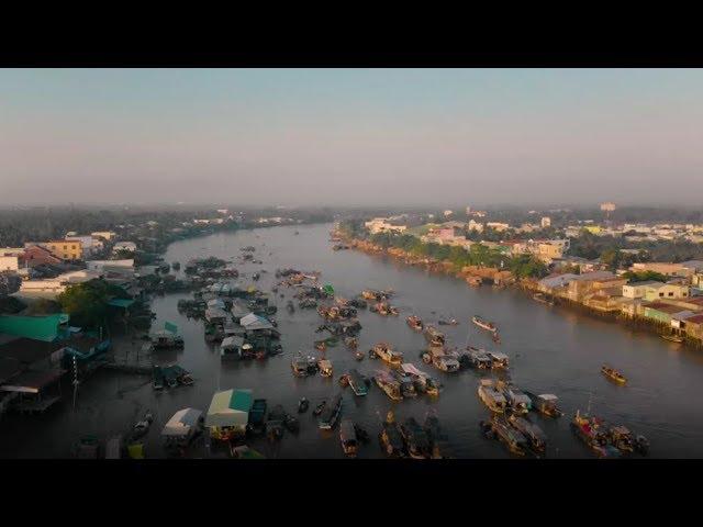 A 25 Year Partnership Transforms Vietnam's Inland Waterway Sector