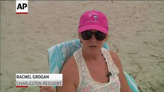 Some SC residents staying put despite Florence