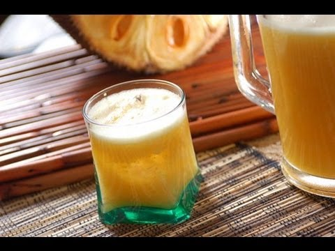 how to make breadfruit drink