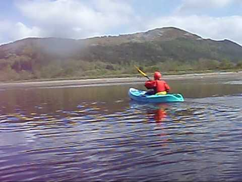 www.up4adventures.co.uk estuary journey kayaking
