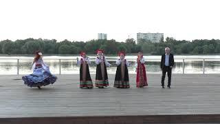 Трио ПОДРУГИ Долгопрудный Концерт на водной сцене Котовского амфитеатра14 08 202117