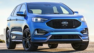 2019 Ford Edge ST (interior, exterior, and drive) / ALL-NEW Ford Edge 2019
