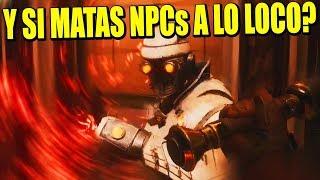 QUÉ PASA SI MATAS NPCs DE LA HISTORIA EN UN RPG?